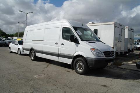 2013 Mercedes-Benz Sprinter Cargo for sale in Hollywood, FL