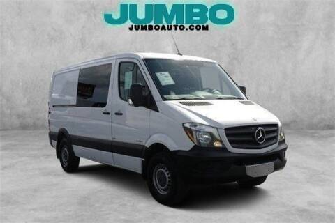 2014 Mercedes-Benz Sprinter Cargo for sale at Jumbo Auto & Truck Plaza in Hollywood FL