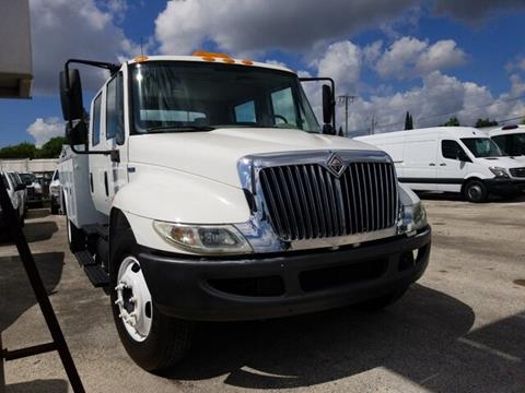 2008 International DuraStar 4300 for sale in Hollywood, FL
