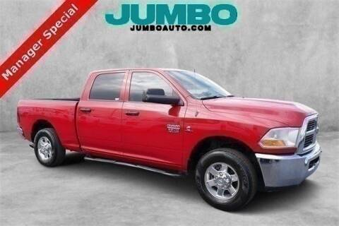2011 RAM Ram Pickup 3500 for sale at Jumbo Auto & Truck Plaza in Hollywood FL