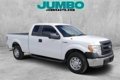 2013 Ford F-150 for sale at Jumbo Auto & Truck Plaza in Hollywood FL