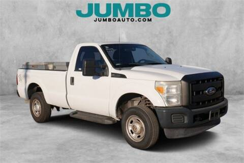 2011 Ford F-250 Super Duty for sale at Jumbo Auto & Truck Plaza in Hollywood FL