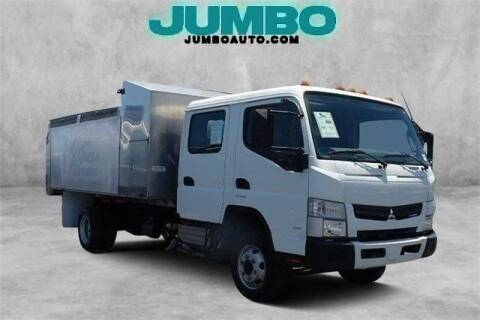 2016 Mitsubishi Fuso FEC72W for sale at Jumbo Auto & Truck Plaza in Hollywood FL