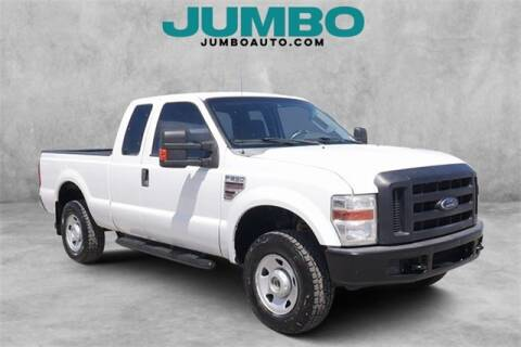 2009 Ford F-250 Super Duty for sale at Jumbo Auto & Truck Plaza in Hollywood FL