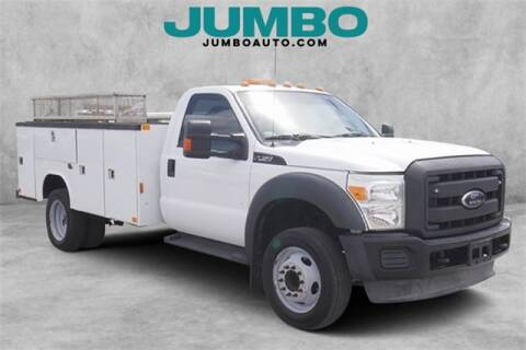 2012 Ford F-450 Super Duty for sale at Jumbo Auto & Truck Plaza in Hollywood FL