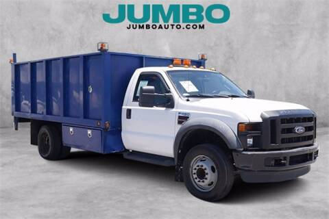 2009 Ford F-450 Super Duty for sale at Jumbo Auto & Truck Plaza in Hollywood FL