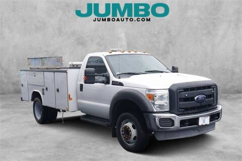 2014 Ford F-450 Super Duty for sale at Jumbo Auto & Truck Plaza in Hollywood FL