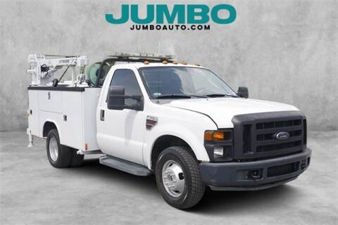 2009 Ford F-350 Super Duty for sale at Jumbo Auto & Truck Plaza in Hollywood FL