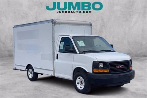 2012 GMC Savana Cutaway for sale at Jumbo Auto & Truck Plaza in Hollywood FL