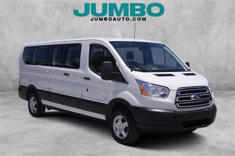 2019 Ford Transit Passenger for sale at Jumbo Auto & Truck Plaza in Hollywood FL