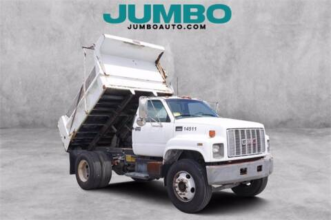 2002 GMC C7500 for sale at Jumbo Auto & Truck Plaza in Hollywood FL