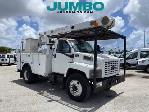 2003 Chevrolet C7500 for sale at Jumbo Auto & Truck Plaza in Hollywood FL
