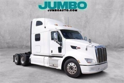 2013 Peterbilt 587 for sale at Jumbo Auto & Truck Plaza in Hollywood FL