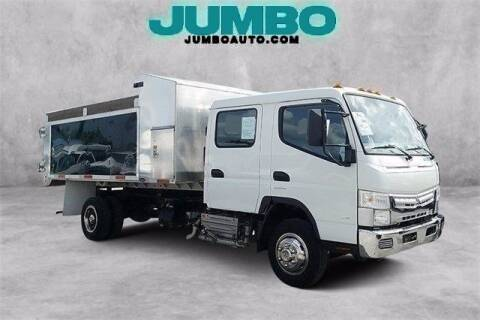 2017 Mitsubishi Fuso FEC72W for sale at Jumbo Auto & Truck Plaza in Hollywood FL