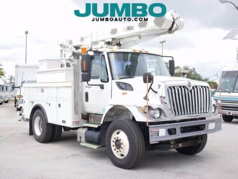 2008 International WorkStar 7300 for sale at Jumbo Auto & Truck Plaza in Hollywood FL