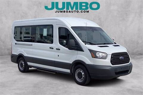 2017 Ford Transit Passenger for sale at Jumbo Auto & Truck Plaza in Hollywood FL