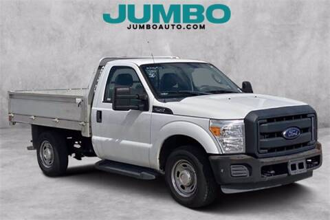 2016 Ford F-250 Super Duty for sale at Jumbo Auto & Truck Plaza in Hollywood FL