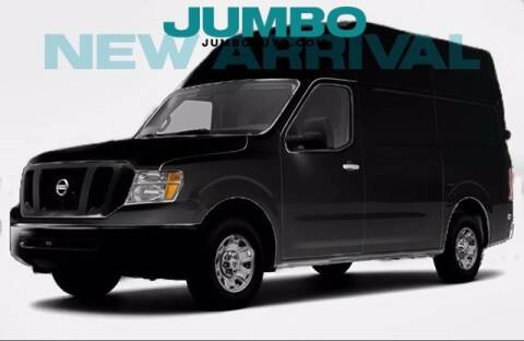 2012 Nissan NV Cargo for sale at Jumbo Auto & Truck Plaza in Hollywood FL