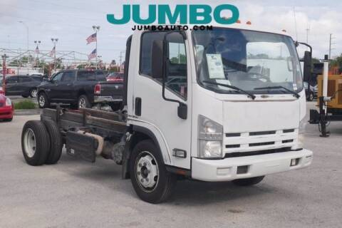 2014 Isuzu NQR for sale at Jumbo Auto & Truck Plaza in Hollywood FL