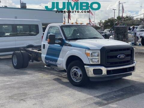 2013 Ford F-350 Super Duty for sale at Jumbo Auto & Truck Plaza in Hollywood FL