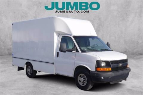 2012 Chevrolet Express Cutaway for sale at Jumbo Auto & Truck Plaza in Hollywood FL