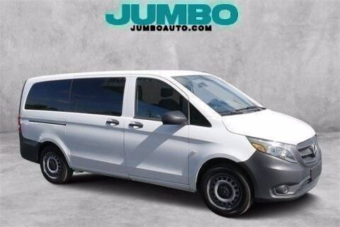 2016 Mercedes-Benz Metris for sale at Jumbo Auto & Truck Plaza in Hollywood FL