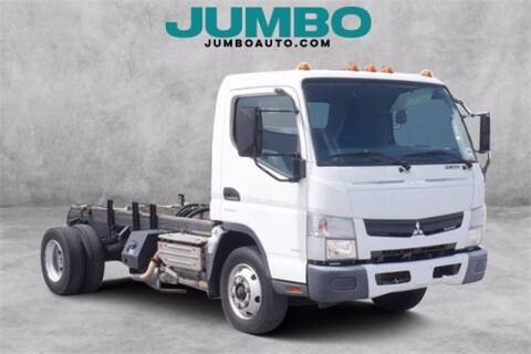2015 Mitsubishi Fuso FEC72S for sale at Jumbo Auto & Truck Plaza in Hollywood FL
