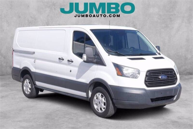 2015 Ford Transit Cargo for sale at Jumbo Auto & Truck Plaza in Hollywood FL