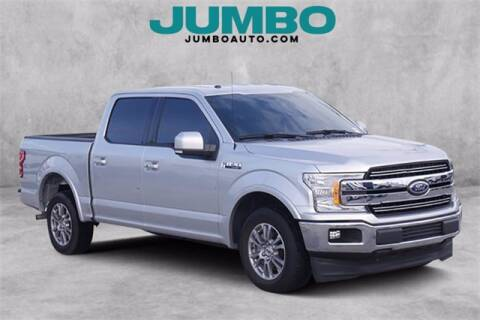 2018 Ford F-150 for sale at Jumbo Auto & Truck Plaza in Hollywood FL