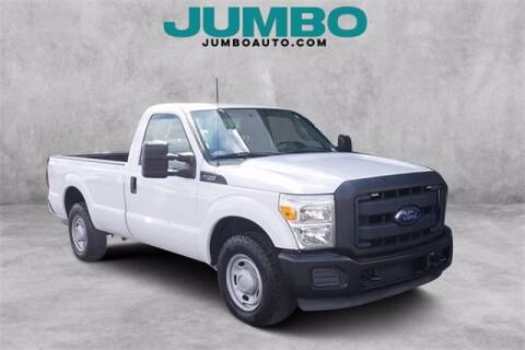 2014 Ford F-250 Super Duty for sale at Jumbo Auto & Truck Plaza in Hollywood FL