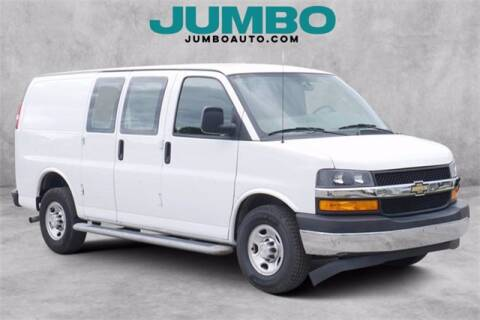 2018 Chevrolet Express Cargo for sale at Jumbo Auto & Truck Plaza in Hollywood FL