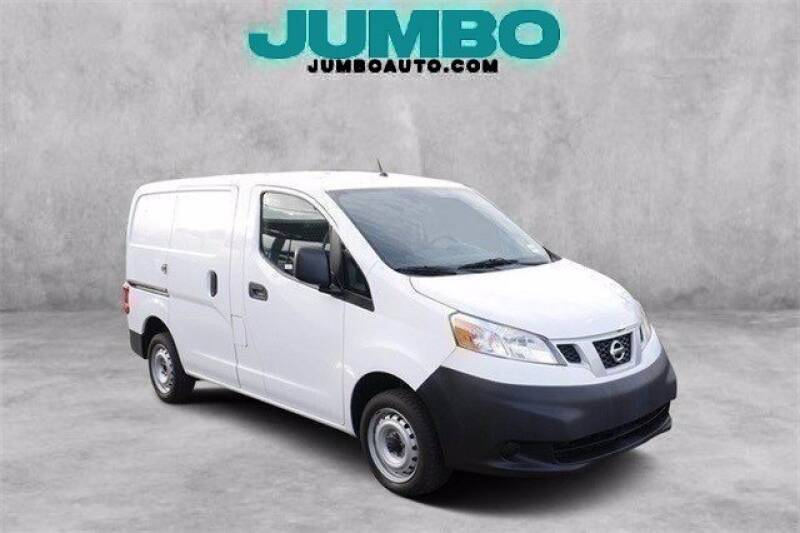 2016 Nissan NV200 for sale at Jumbo Auto & Truck Plaza in Hollywood FL