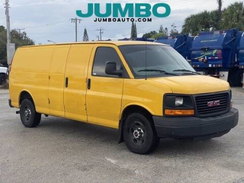 2012 GMC Savana Cargo for sale at Jumbo Auto & Truck Plaza in Hollywood FL