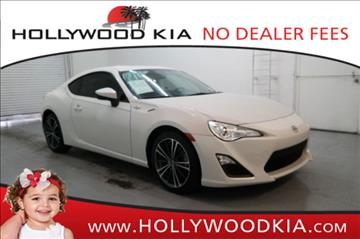 2016 Scion FR-S for sale in Hollywood, FL
