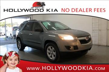 2008 Saturn Outlook for sale in Hollywood, FL