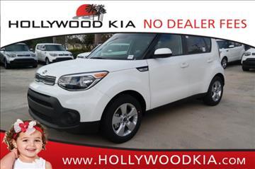 2017 Kia Soul for sale in Hollywood, FL