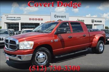 2007 Dodge Ram Pickup 3500 for sale in Austin, TX