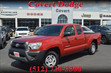 2013 Toyota Tacoma for sale in Austin, TX