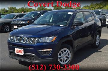 2018 Jeep Compass for sale in Austin, TX