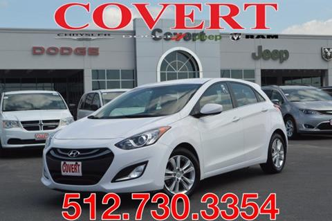 2015 Hyundai Elantra GT for sale in Austin, TX