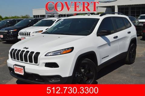 2017 Jeep Cherokee for sale in Austin, TX