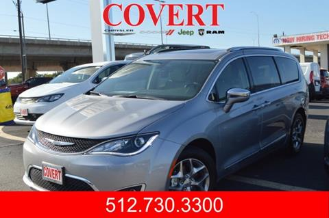 2017 Chrysler Pacifica for sale in Austin, TX