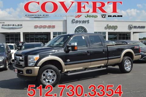 2012 Ford F-350 Super Duty for sale in Austin, TX