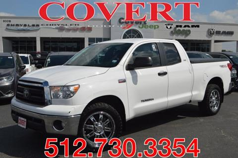 2012 Toyota Tundra for sale in Austin, TX