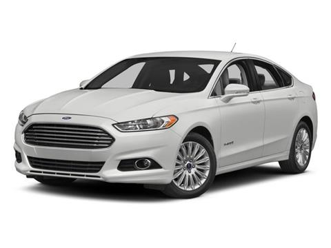 2015 Ford Fusion Hybrid for sale in Austin, TX