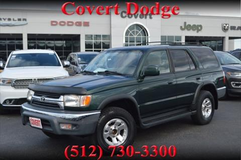 2001 Toyota 4Runner for sale in Austin, TX