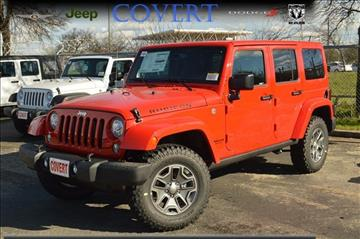 2017 Jeep Wrangler Unlimited for sale in Austin, TX