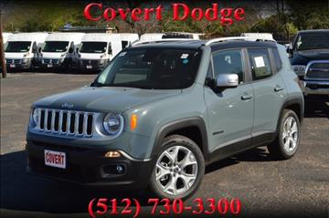 2017 Jeep Renegade for sale in Austin, TX