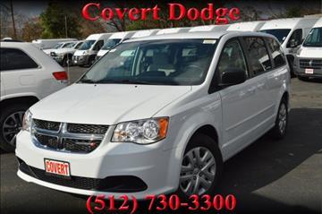2017 Dodge Grand Caravan for sale in Austin, TX
