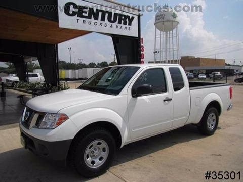 2014 Nissan Frontier for sale in Grand Prairie, TX